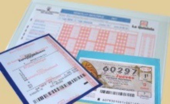 Fundas para administraciones de *lotería*