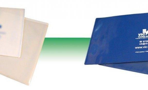 Recepta electrònica obertura lateral o superior 23x17,5cm